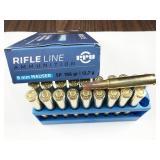 8mm Mauser, box of 20rds RifleLine, 196gr