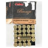 44 Rem Mag, box of 25rds PMC Bronze, 240gr,