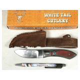Whitetail Cutlery skinner knife