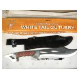 Whitetail Cutlery tactical bowie knife