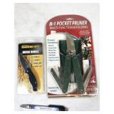 Timberline Work Horse knife and 8-in-1 pocket