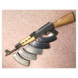 CAI 7.62x39 rifle, s#ZAPAP003279, with soft