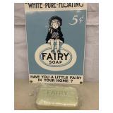 Fairy soap