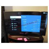 """Samsung 65"""" Curved Flatscreen TV (no remote)"""