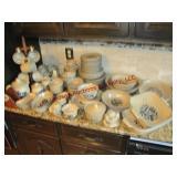 Approx 90 pcs Pfalzgraff dish set