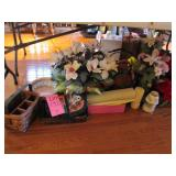 Large group baskets & floral