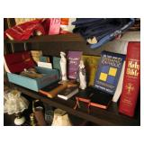 Group of rligious items