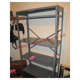 Metal shelf 36x15x75