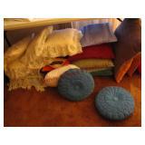 Large group decor pillows