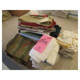 1 box table linens