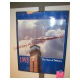 1993 Whiteman AFB Missouri The Year of Delivery