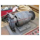 Dunlap bench grinder w/ wire wheel
