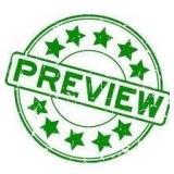 Preview: Monday, April 22, Noon - 5:00pm CST