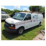 2006 Chevy 3500 Express Van, 129057 miles, ...