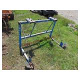 3pt sod/wire unroller (can also be used on forks)