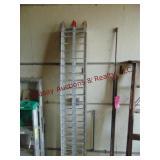 "Pair alum loading ramps 12"" wide x 86"" long"