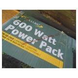 Malibu 600 watt power pack 110 volt (unknown
