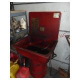 Carolina Professional parts washer (DO NOT DUMP