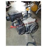 Gas motor side shaft (HP & condition unknown -