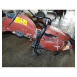 "Hilti DSH 7000-X 14"" concrete saw (No blade/motor"