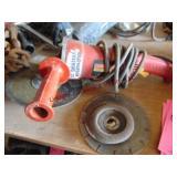 """Craftsman 13 amp 8"""" grinder (works) w/ extra"""