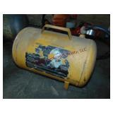 Portable air tank w/ hose