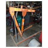Mod T-187 1 ton shop hoist (works)
