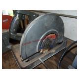 """14"""" metal cutoff saw (works)"""