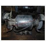 """B & D 6"""" bench grinder 3 hp motor (works)"""