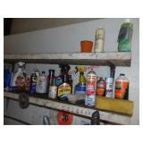 Group w/ oil, penetrate oil, new brake pads,