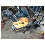 Poulan Pro 21 gas powered snow blower (motor free)