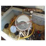 TK9A mod 1516-E1003 Back flow tester