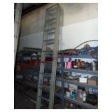 20 ft alum ext ladder