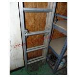 24 ft alum ext ladder