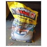 3 - bags of polymeric sand (1 bag open but mostly