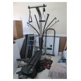 Bowflex Ultimate Home Gym w/All Attachments