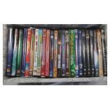 Large DVD Lot-Teen/Children