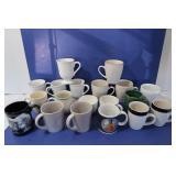 Coffee/Tea Mugs-Lot