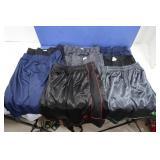 8 Pr Youth Sport Shorts(S-XXL)