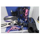 Scuba Gear Lot-2 Pr Women
