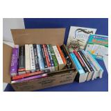 Misc Book Lot incl. Farenheit 451, Word Search/