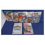 Wii Games-Super Mario 3D World, Lego Batman