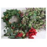 Holiday Wreaths-Lot