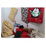 Christmas Lot-Tree Skirt, Placemats, & more in