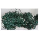 Christmas String Lights&HD 3 Plug Extension Cord
