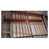 Full Size Bed Frame w/Slats