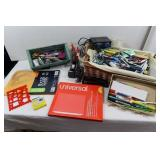 Office Lot-Staplers, Tape, Pens, Markers & more