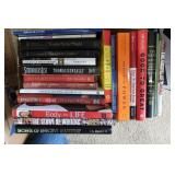 Assorted Books-Body for Life, 48 Laws of Power,