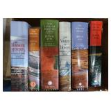 Assorted Books-Mammoth Hunter, Valley of Horses&