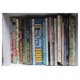Assorted Books-Home Improvement